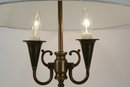 Original Mid 19th Century Lamp