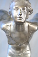 Bronze Sculpture Rolls Royce Hood Mascot