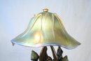 Art Nouveau Figurine Lamp