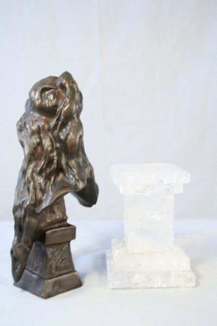 Bronze Bust Carmella