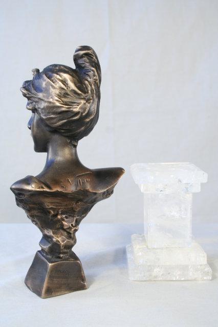 Bronze Bust KDA