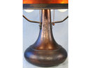 Copper And Mica Table Lamp