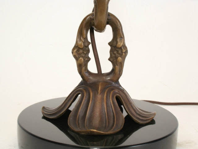 Bronze Modern Design Chain Table Lamp