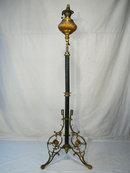 Antique Piano Floor Lamp