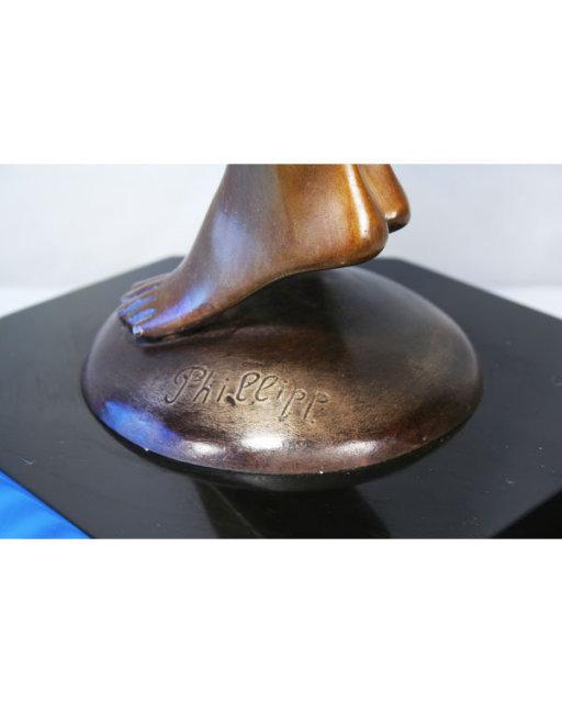 Bronze Figurine in the style of Phillipp
