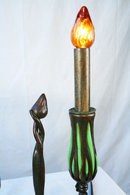 Original Tiffany Candelabra