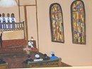 HELEN LAFRANCE/ CHURCH CHOIR/ SOUTHERN MEMORY PAINTING