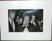 PHILIN PHLASH 1982 B/W ORIGINAL PRINT OF JOAN
