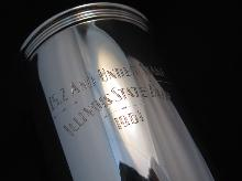 Sterling Silver Mint Julep Cup/Illinois State Fair 1961