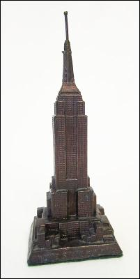 Empire State Building Sculpture