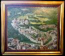 Painting of Windsor Castle, circa 1950's