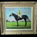 Two Horse Paintings, JL Gallagher
