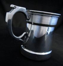 Wood & Hughes NYC Coin Silver Cup