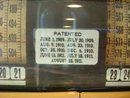 GROCERY STORE SCALE/STANDARD COMPUTING CO., DETROIT, MI/VINTAGE PATENTED 1909/WORKS