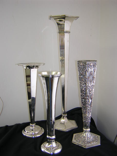 Vase Silverplate 26