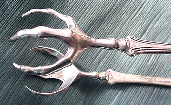 Prince Albert Lincoln & Foss ICE TONGS Boston