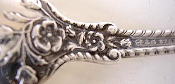 Souvenir Dansville NY High School Gorham Cambridge Sterling silver