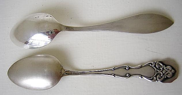 Lake Forest ILL Ferry Hall  Souvenir Spoons