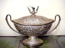 Repousse S.Kirk & Sons SoupTureen 11oz