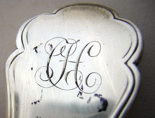 Old Medici Pie Server Gorham Sterling Silver