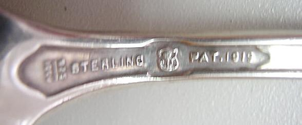 Virginia Carvel Meat Fork Towle Sterling Silver