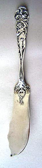 Raphael Alvin Master Butter Knife Jonquil