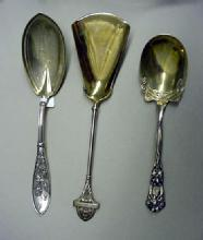 Ivy Gorham Berry Shovel Sterling