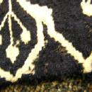 Handbag ,early Jaquard coverlet ,eagle motif