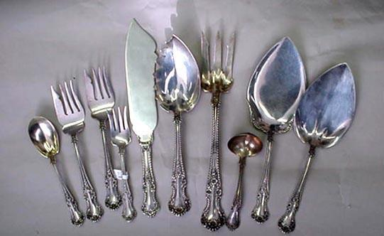 Cambridge Pie Server  Gorham Sterling Silver