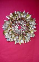 H45 Bonbon Floral pierced Gorham Sterling silver
