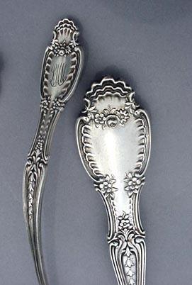 Richelieu Tiffany Gravy Ladle Sterling Silver