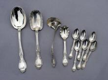 Richelieu Tiffany Sugar Spoon Sterling Silver