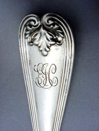 Colonial Tiffany Berry Spoon Sterling silver