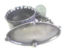 Napkin Ring TENNIS silverplated Meriden # 658