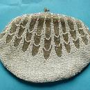Purse beaded Belgium Hand Made