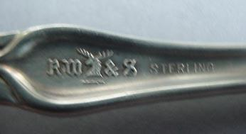 Irian Pie Server Wallace Sterling Silver