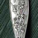 Honeysuckle Whiting Teaspoon sterling silver