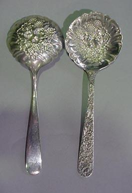 Repousse Berry Spoon S. Kirk & Son Inc.