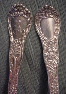 MEADOW Gorham Ice Spoon Sterling Silver Rare