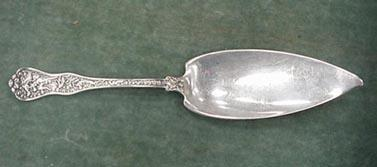 Olympian Tiffany Fish Server Sterling Silver