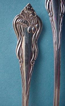 Lily Pad Reed & Barton Seafood Forks