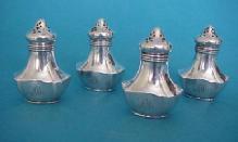 Salt Shakers Gorham Sterling Silver