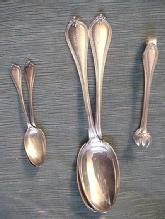 Old Newbury Towle Oval Soup Spoons Sterling