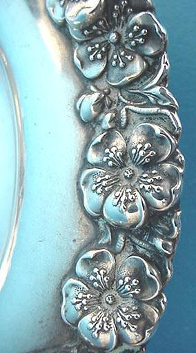 Blossoms Bowl Sterling Silver
