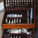 Old Colonial cheese server Towle Sterling silver