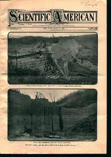 Scientific American-Masonry Dam in New York!