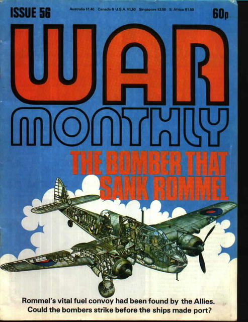 War monthly,  Issue Number 56
