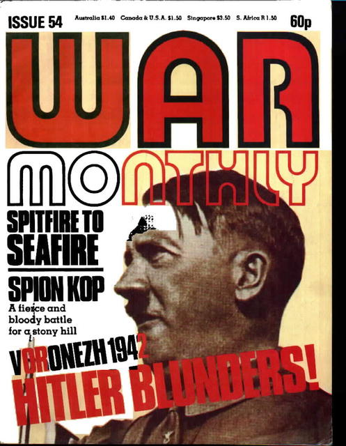 War Monthly, Issue Number 54