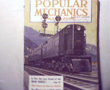 Popular Mechanics-1/55End of Iron Horse,Jagua