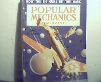 Popular Mechanics-12/39 War Machines,Movies,Zoo,More!